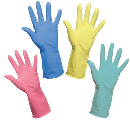 Colored Gloves